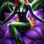 10 Amazing Pieces Of Poison Ivy Fan Art That Really Grew On Us