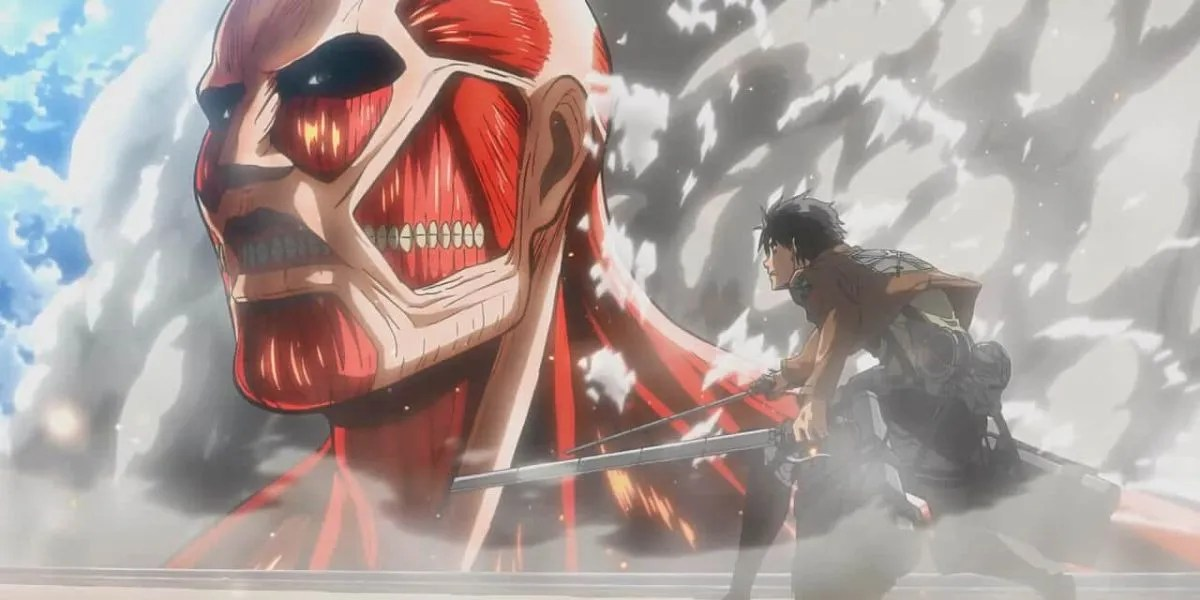 Attack On Titan: 10 Things You Need To Know About The Colossal Titan