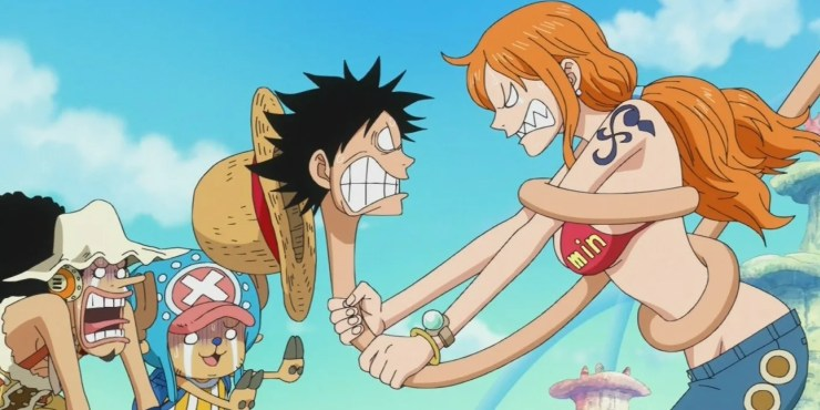 Where talking on oda anyway his very good at foreshadowing and making people minds blow. One Piece 7 Reasons Why Luffy Should End Up With Boa Hancock 7 Reasons Why It Should Be Nami