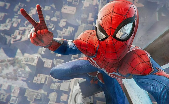Marvel S Spider Man Ps4 Getting Game Of The Year Edition