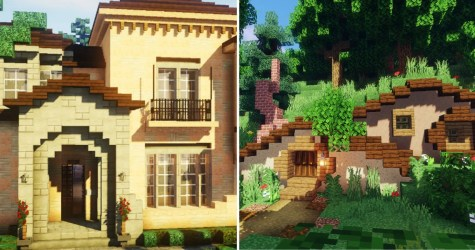 Minecraft House Ideas 2