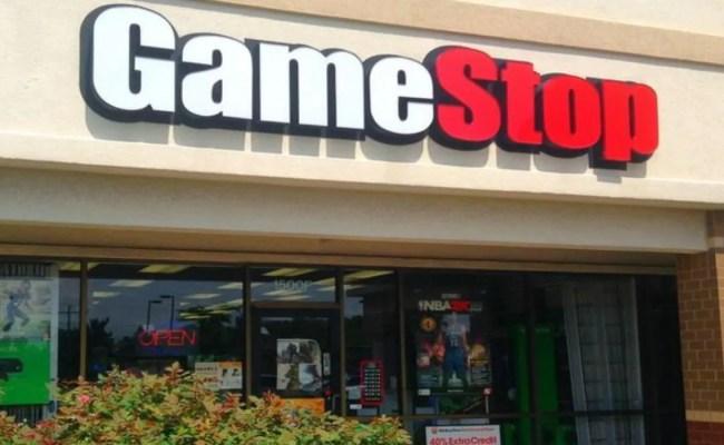 Gamestop Building Aks Flight