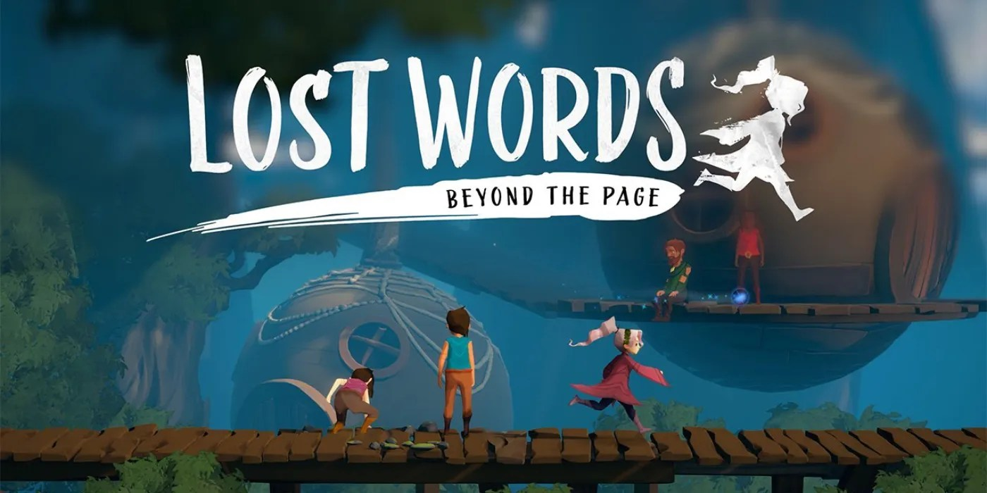 Lost Words: Beyond the Page Review   Game Rant