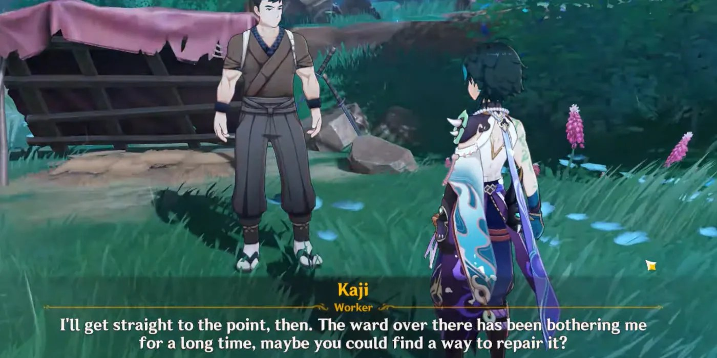26/08/2021· simply speak to kaji again and he'll suggest that fort mumei holds the key to finally stopping the rain on yashiori island. Genshin Impact How To Search For The Missing Part To Repair The Ward Neotizen News