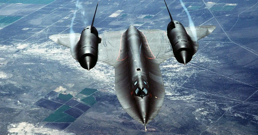 Top intimidating aircraft in the world