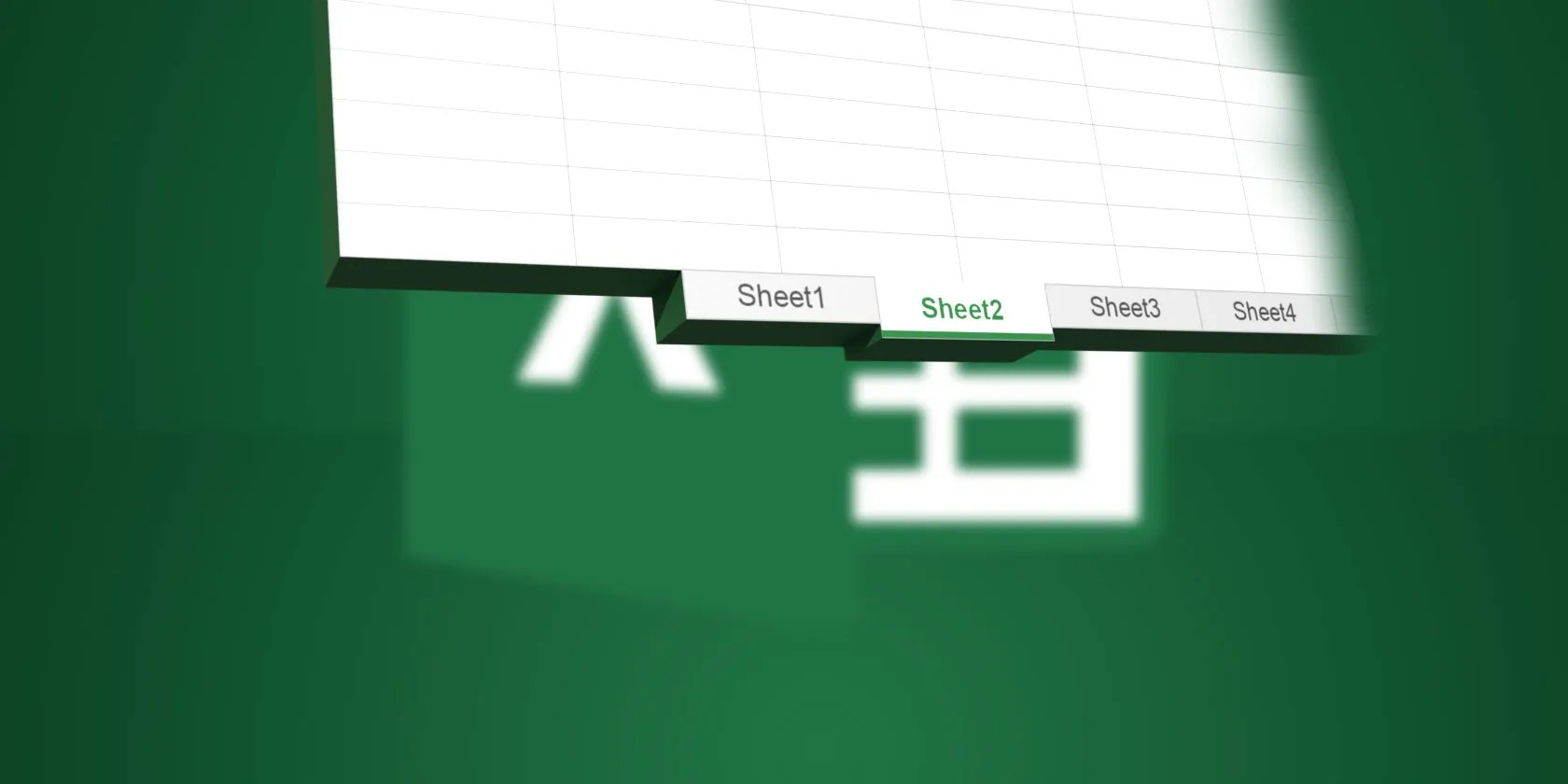 How To Work With Worksheet Tabs In Microsoft Excel