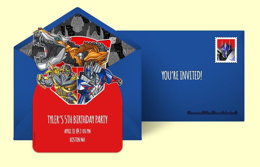 invitations free online