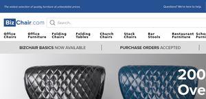 biz chair com covers blue bizchair reviews 68 of sitejabber