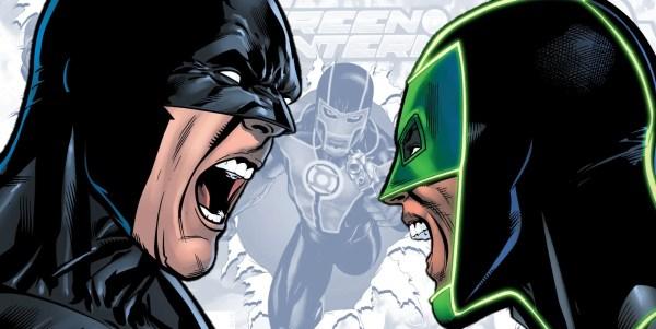 Batman & Green Lantern Debate Superhero Gun Control Screenrant
