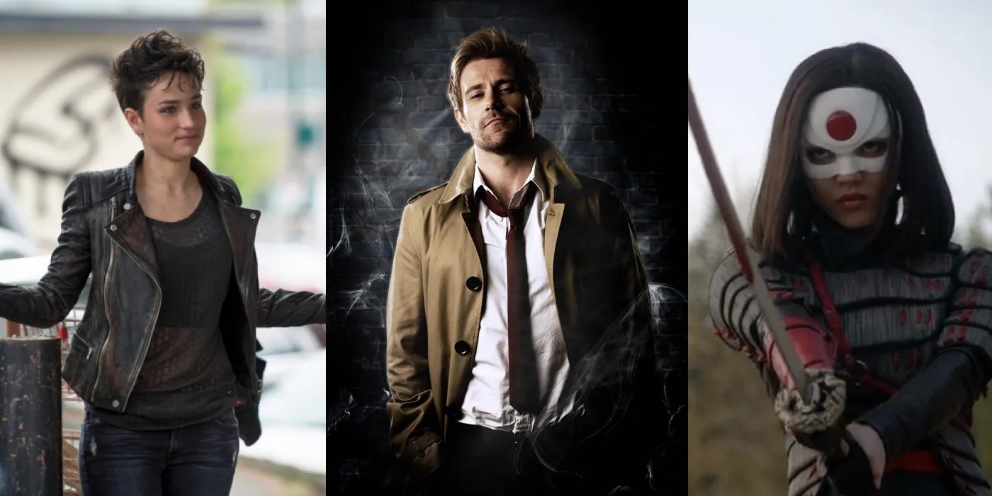 Legends Of The Fall Wallpaper Dc Characters Abandoned By The Arrowverse Screenrant