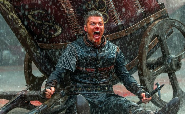 Vikings Season 6 Has Officially Been Ordered Screen Rant