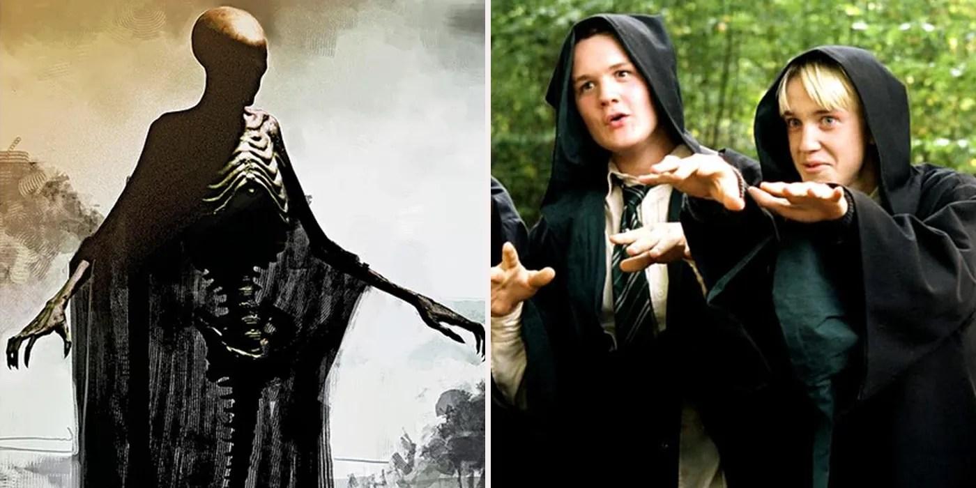 Harry Potter Hidden Facts About Dementors  ScreenRant