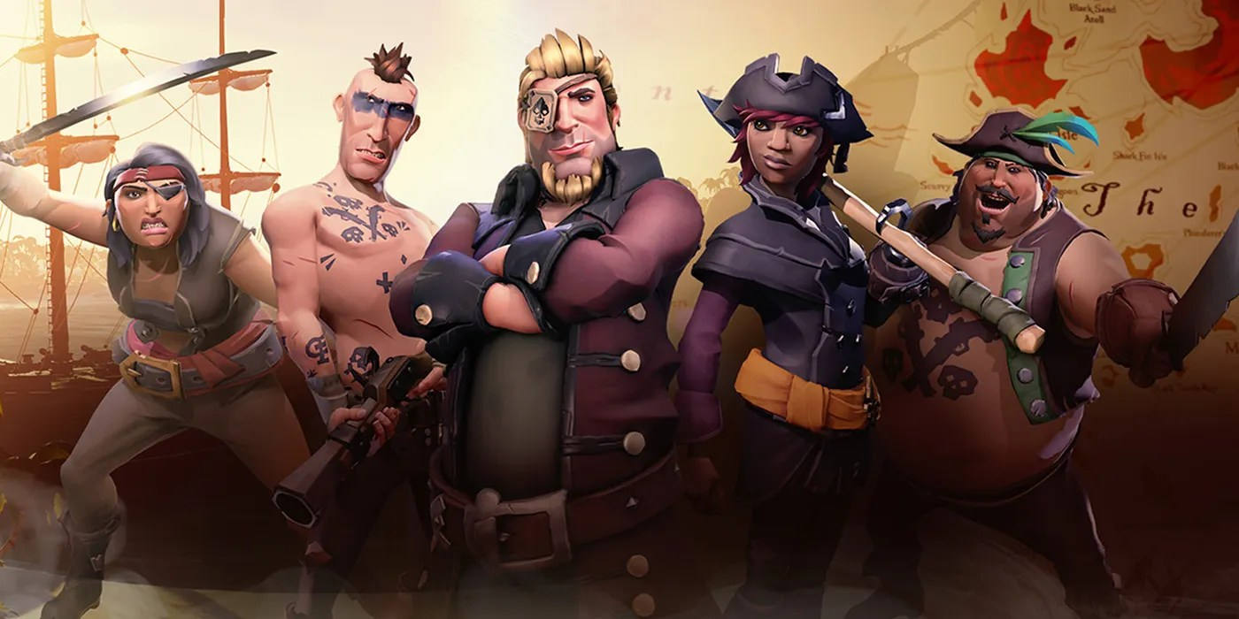 Sea of Thieves First Pirate Legend Didnt Even Earn It