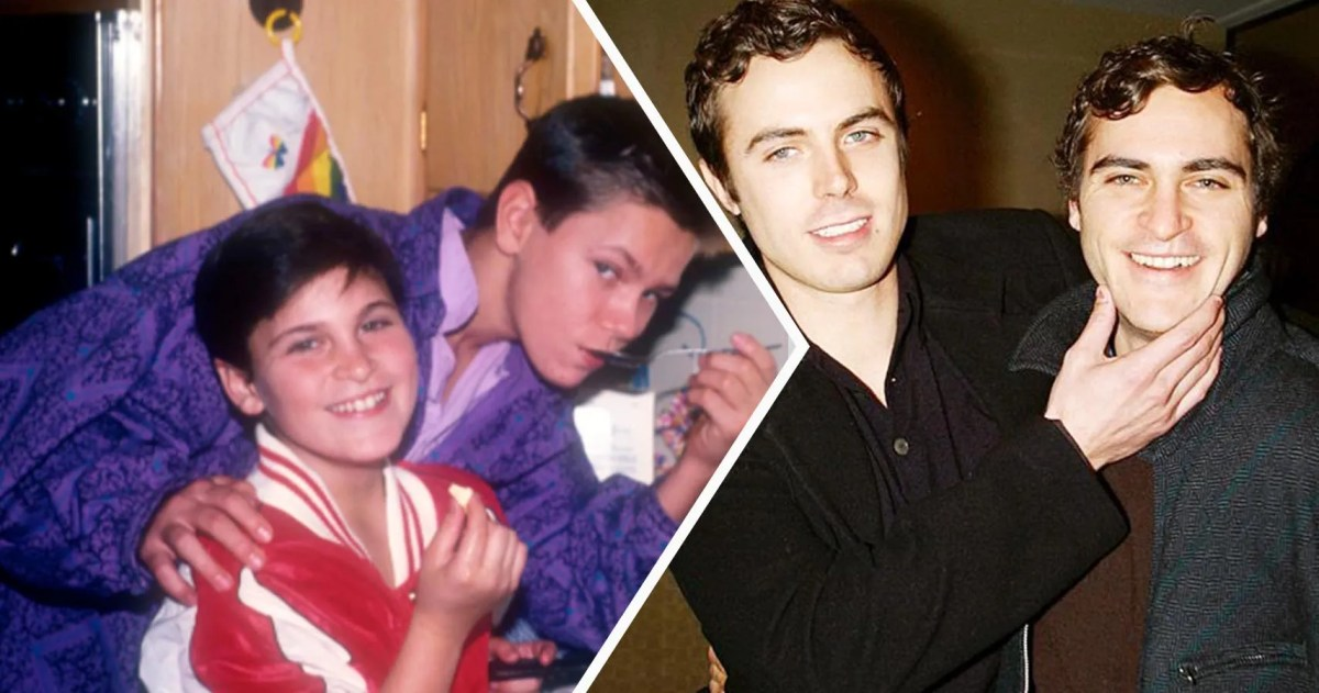 15 Wild Secrets Behind River And Joaquin Phoenix's Family
