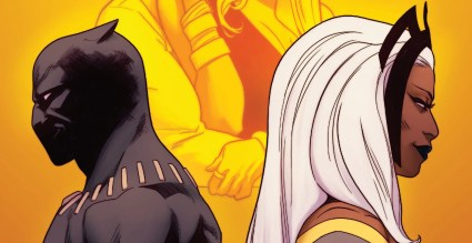 Black Panther: 20 Things You Didn't Know About Storm and Black Panther's Relationship