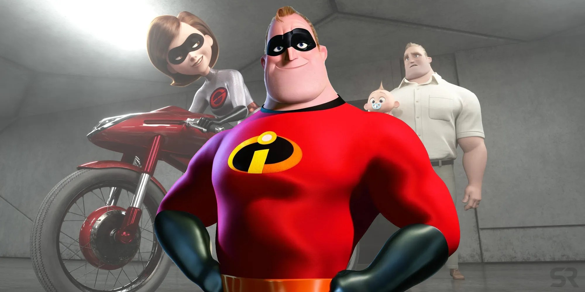 Incredibles 2 Makes Bob Parr Far From Incredible Screenrant