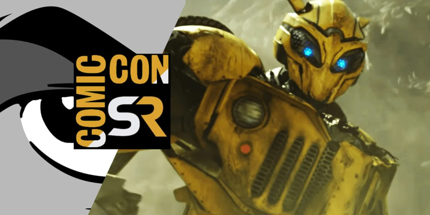 Bumblebee Movie Details Amp Footage From SDCC 2018 Panel