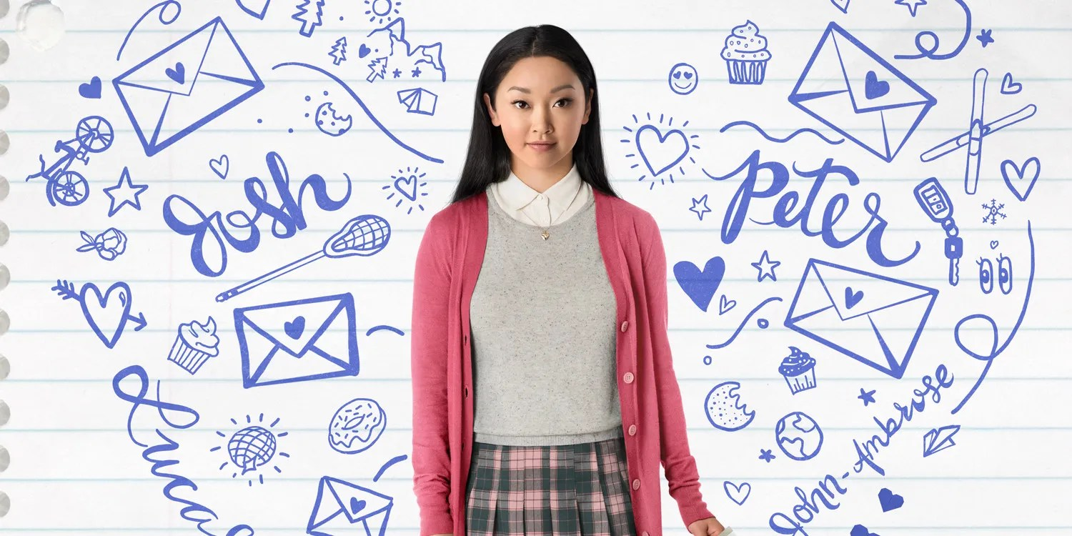 To All The Boys I've Loved Before New Trailer & Poster Released