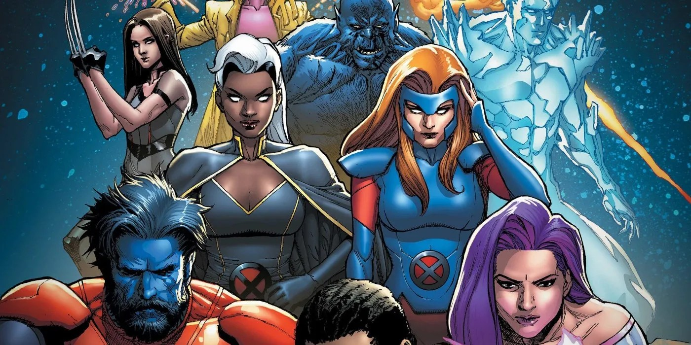 Marvels XMen Reboot is Worse Not Better  ScreenRant