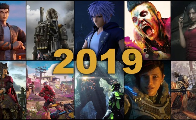 2019 Video Game Release Dates Every Game Coming Out This Year