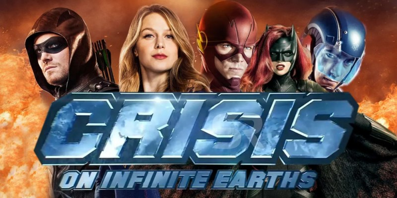 Image result for official cw crisis on infinite earths what to expect