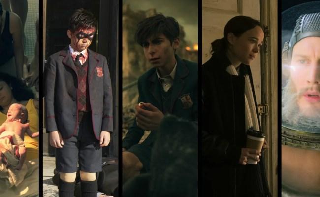Netflix S Umbrella Academy Biggest Questions After Season 1