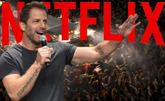 Army Of The Dead Zack Snyder S Netflix Film Release Date
