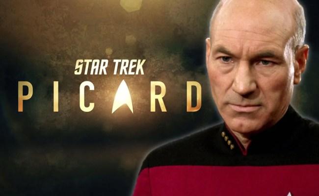 Star Trek Picard Release Date Info Story Details Cast