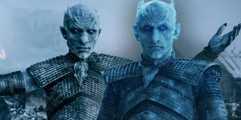 In Game of Thrones, Richard Brake played the original Night King before he was replaced by Vladimir Furdik.
