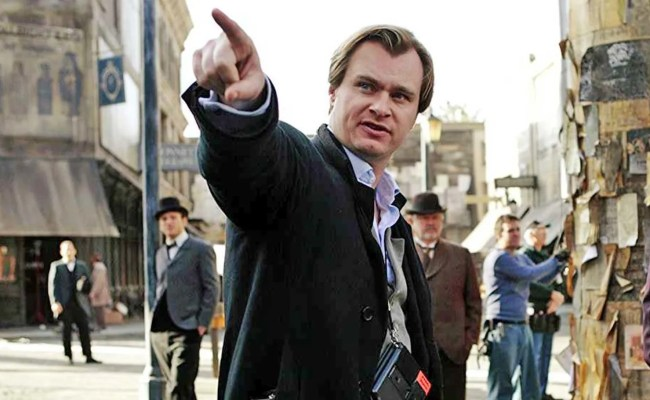 Everything We Know So Far About Christopher Nolan S Tenet