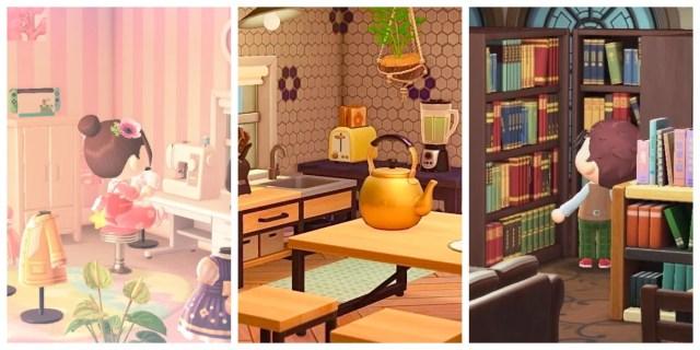 Animal Crossing New Horizons Best Room House Design