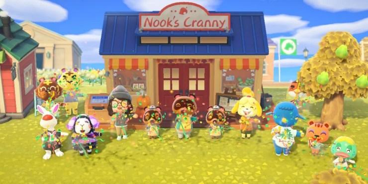Animal Crossing New Horizons Best Kitchen Design Ideas Examples