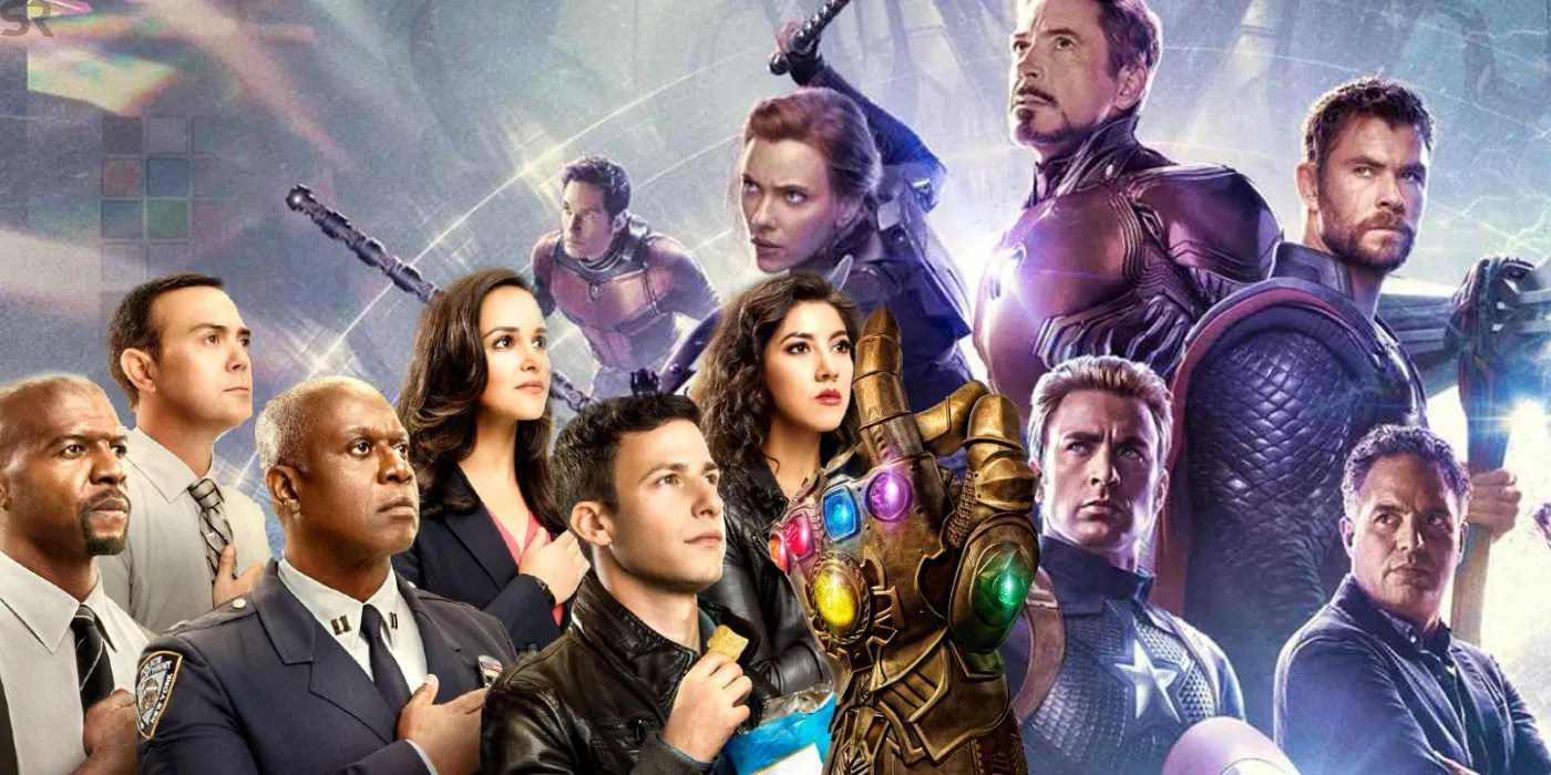 Brooklyn 99's Avengers Heist Episode: Every Marvel Reference Explained