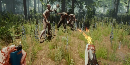 The Forest: Most Useful Cheat Codes PC & PS4 Screen Rant
