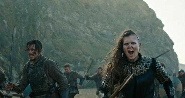 Cursed Trailer: Netflix's King Arthur TV Show Gets July Release Date