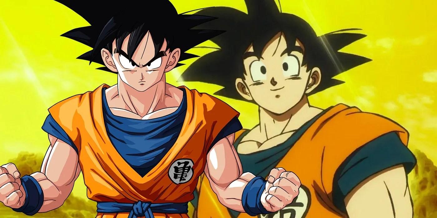 Dragon Ball Z Kai Made Goku's Personality More Selfish