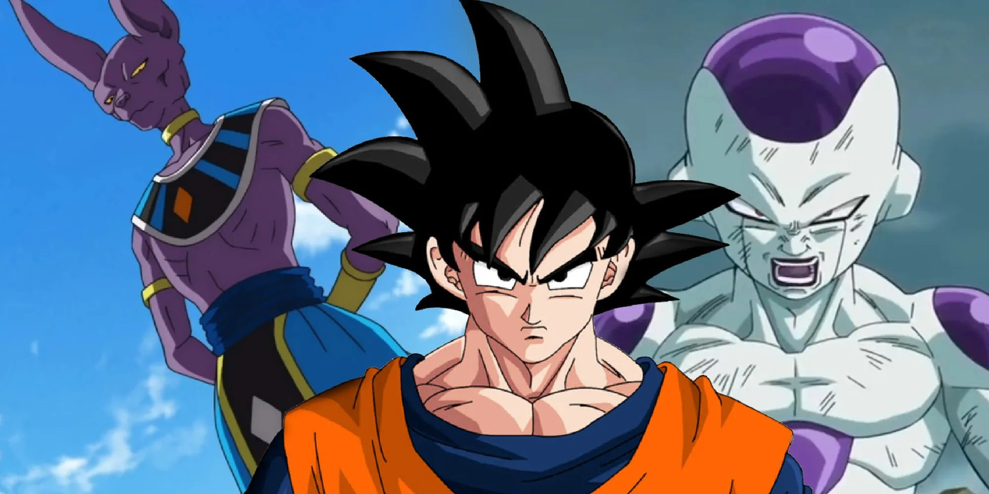 He trains and trains hard with gods to become the strongest warrior in the universe. Goku Can Beat Every Dragon Ball Z Villain Without ...