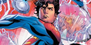 Superman literally saves the same planet every day
