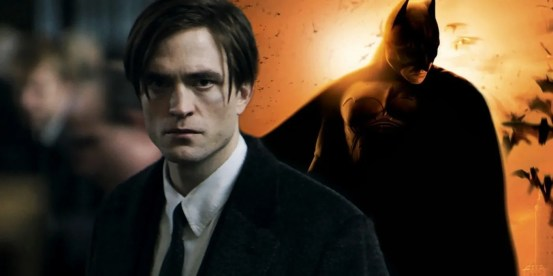 Robert Pattinson addresses the pressure of playing Batman for DC fans