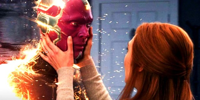 WandaVision Creator On Alternate Farewell For Scarlet Witch & Vision