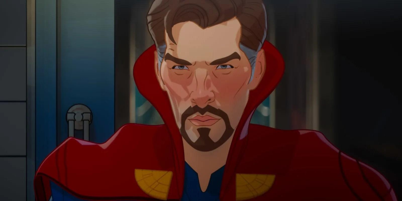 Marvel's What If Episode 4 Images Tease Doctor Strange's Story