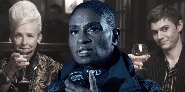 American Horror Story: Adina Porter is surprised Double
