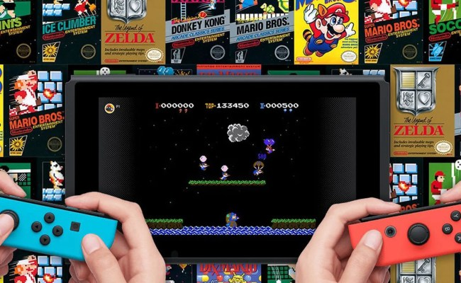 Survey Says Almost Half Of Nintendo Switch Online Family