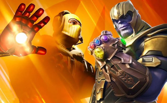 What The Fortnite Avengers Endgame Crossover Could Bring