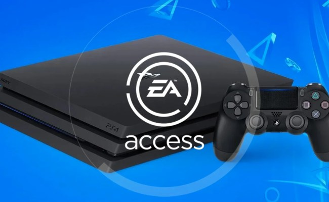 Ea Access Is Coming To Ps4 In July But Might Have Fewer