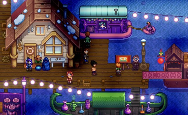 Stardew Valley Multiplayer Coming To Consoles Soon After