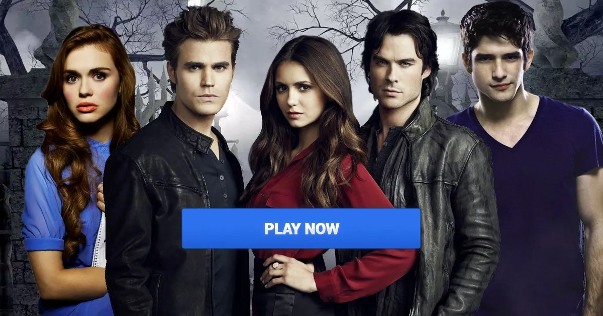 It Would Take A Supernatural Teen To Know If It Was The Vampire Diaries Or Teen Wolf