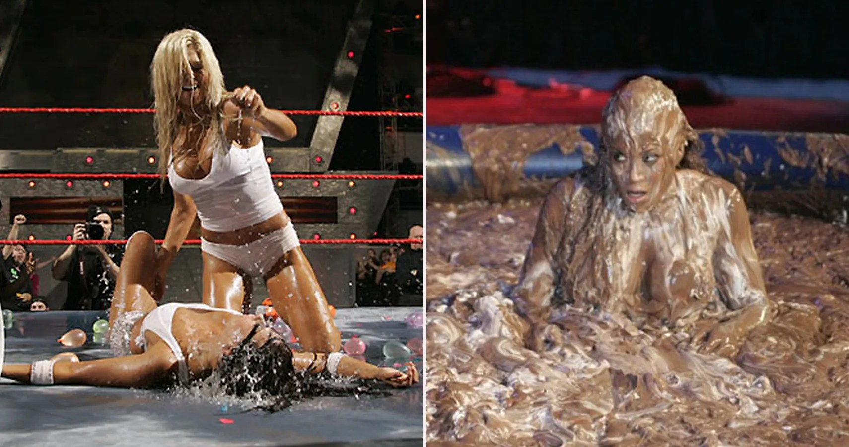 15 WWE Diva Matches That Were Terrible But Really Hot