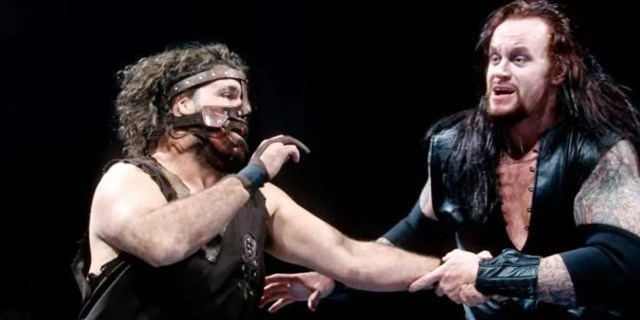 5 Best Undertaker Vs. Mick Foley Matches (& 5 Worst)