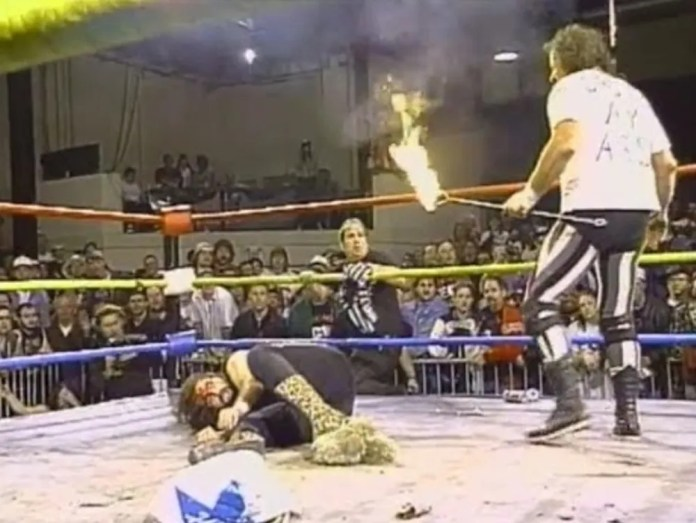 10 Times ECW Was Too Violent For Their Own Good | TheSportster